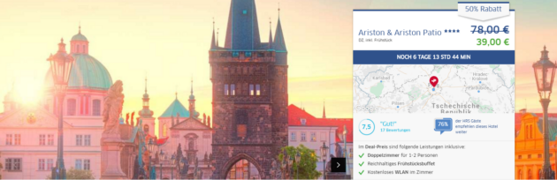 Prag Ariston Hotel