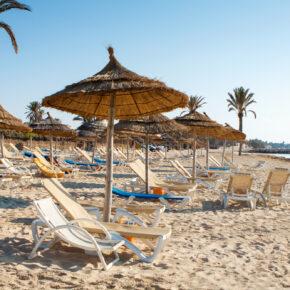 7 Tage Tunesien im TOP 4* All Inclusive Hotel (100 %) mit Flug & Transfer für nur 317 €