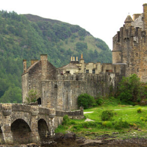Fly & Drive Abenteuer 2021: 8 Tage Schottland mit Flug & Mietwagen nur 87€