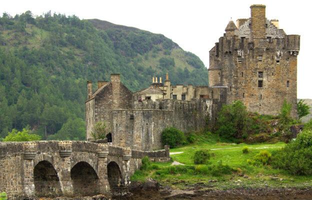 Schottland Burg