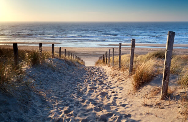 Nordsee Strand Holland