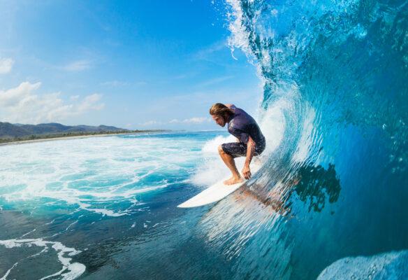 Surfspots der Welt