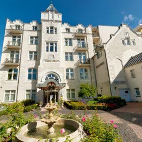Usedom Palace Zinnowitz Hotel