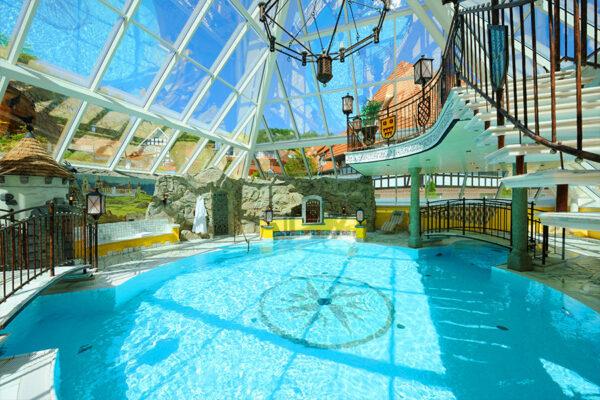 Vila Vita Burghotel Pool