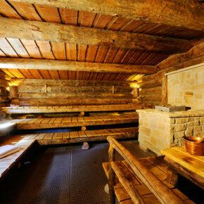 Vila Vita Burghotel Sauna