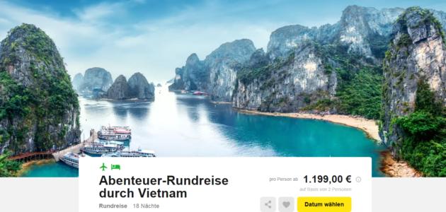 18 Tage Vietnam