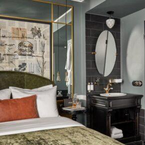 Hotel Sir Savigny Zimmer