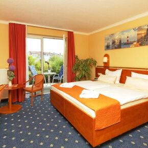 Usedom Best Western Hotelzimmer