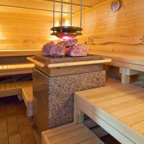 Usedom Best Western Sauna