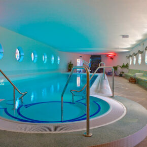 Usedom Best Western Schwimmbad