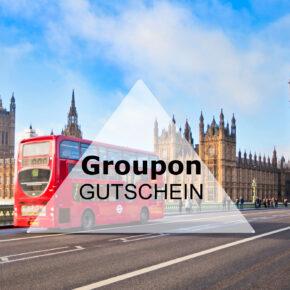 Groupon Gutschein: bis zu 30% auf Reise-Deals sparen