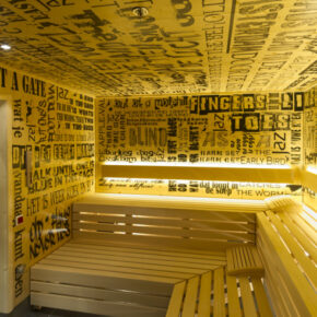 Jaz Amsterdam Hotel Sauna