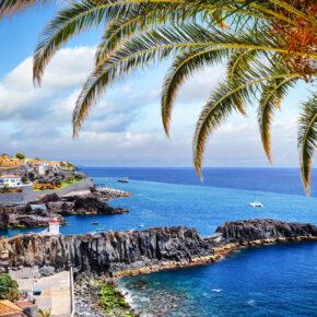 Traumurlaub auf der Insel Madeira: 7 Tage mit Hotel, Flug & Transfer nur 159€