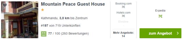 Mountain Guesthouse