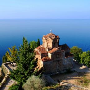 8 Tage Mazedonien mit Apartment am See & Flug nur 50 €