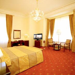 Savoy Hotel Karlsbad Hotelzimmer