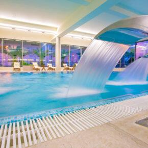 Savoy Hotel Karlsbad Pool