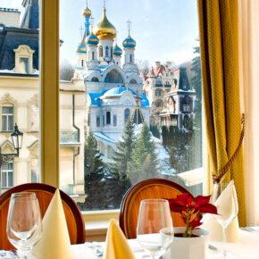 Savoy Hotel Karlsbad Restaurant