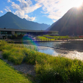 Spangelwirt Südtirol Außenbereich
