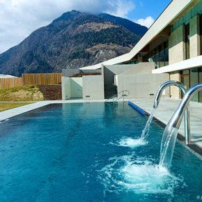 Spangelwirt Südtirol Pool