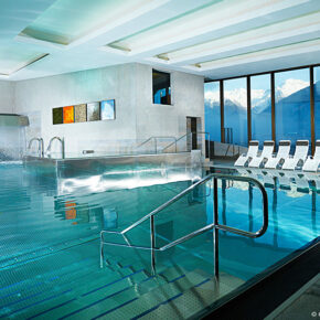 Spangelwirt Südtirol Schwimmbad