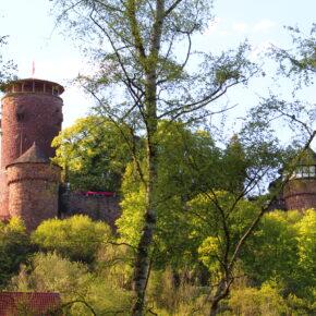 3 Tage in märchenhafter Ritter-Burg im romantischen Doppelzimmer inkl. Frühstück nur 88 €
