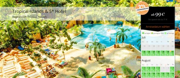 tropical island angebote mit hotel ikea family card angebote d sseldorf. Black Bedroom Furniture Sets. Home Design Ideas