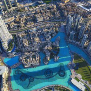 7 Tage Dubai im TOP 4* Cosmopolitan Hotel inkl. Frühstück, Flug & Zug nur 322€