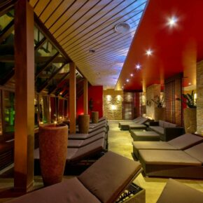 Westfalen Therme Asia Lounge