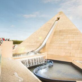 Belantis Pyramide