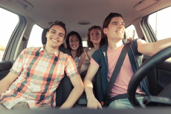 BlaBlaCar Mitfahrer
