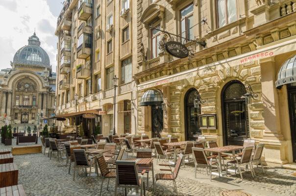 Bukarest Straße
