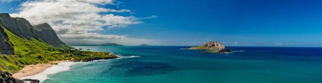 Hawaii Panorama Oahu