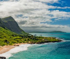 Traumziel Hawaii: Flüge hin & zurück für unglaubliche 612€