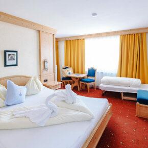 Katschberghof Rennweg Hotelzimmer