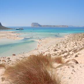 Griechenland im Hochsommer: 8 Tage Kreta mit 3* Hotel inkl. Halbpension, Flug & Transfer nur 387€