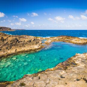 Kanaren All Inclusive NUR HEUTE: 7 Tage Lanzarote im guten 3* Hotel mit Flug, Transfer & Zug nur 302€