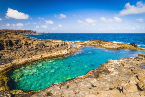 Lanzarote Küste