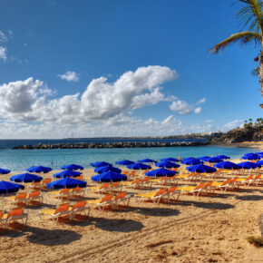 Lanzarote: 8 Tage in Apartment mit Pool in Strandnähe inkl. Flug nur 171€