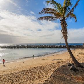 Lanzarote: 7 Tage im TOP 4* Hotel mit All Inclusive, Flug, Transfer & Zug nur 327€