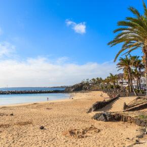 Kanaren-Schnäppchen: 5 Tage auf Lanzarote inkl. Hotel & Flug für 117€