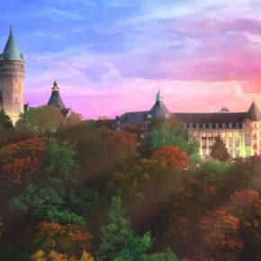 3 Tage Luxemburg: 4* Hotel mit Frühstück ab 99 €