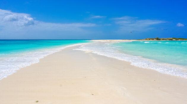 Malediven weisser Strand