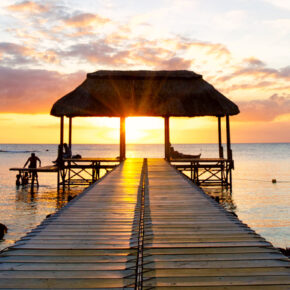 Unter Palmen: 8 Tage Mauritius mit TOP Hotel, Frühstück & Direktflug nur 383€