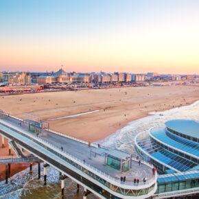 Den Haag übers Wochenende: 2 Tage Stadt & Strand im 4* Hotel inkl. Frühstück für 39€
