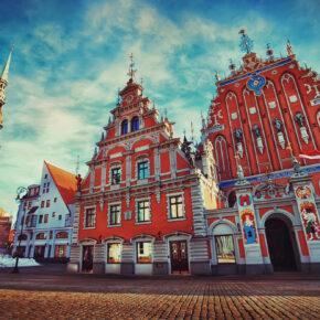 Städtetrip: 3 Tage Riga im 3* Hotel inkl. Frühstück & Flug für 75€