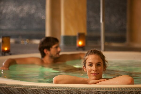 Westfalen Therme Whirlpool