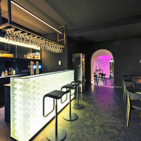 Stadthotel Brunner Schladming Bar