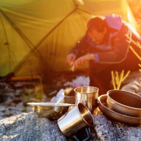 Survival Camp Zelten