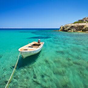 Griechenland: 6 Tage auf Tinos im TOP Hotel mit Flug nur 147€